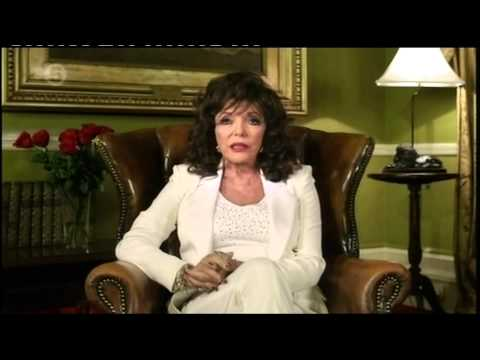 Joan Collins : TV's Nastiest Villains - 8 /'14.