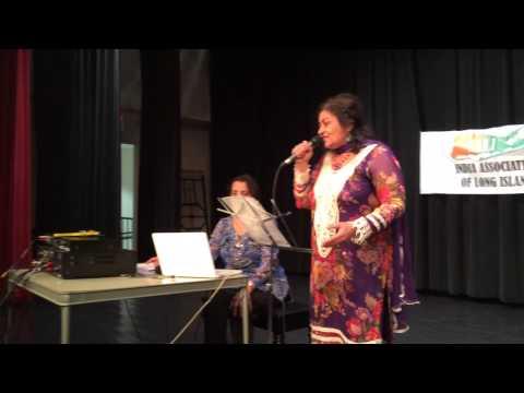 Jane Kyon Log Mohabbat kiya Jyoti Performed Sangeet Forum
