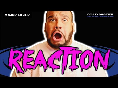 Major Lazer - Cold Water (feat. Justin Bieber & MØ) REACTION