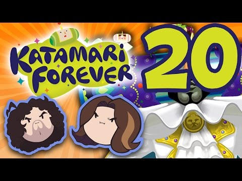 Katamari Forever: Lugubrious - PART 20 - Game Grumps