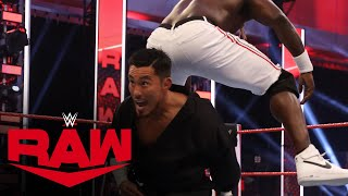 R-Truth vs. Akira Tozawa – 24/7 Championship Match: Raw, June 29, 2020