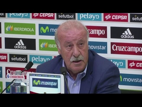 Spain look to the future after bad World Cup experience