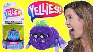 Yellies! Voice Activated Electronic Spider Pets
