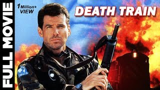 DEATH TRAIN 1993 l Pierce Brosnan , Patrick Stewart , Christopher Lee l Hollywood Movies