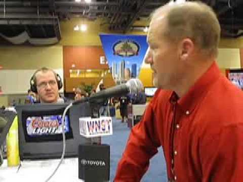 Ken Whisenhunt chats with WNST