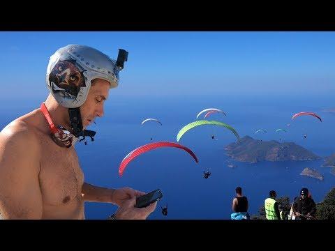 Magic of Paragliding 4k 60fps - Part 2