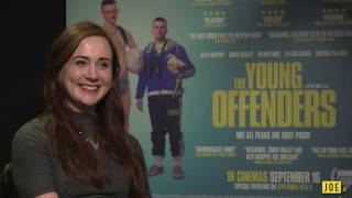 JOE meets the cast of The Young Offenders