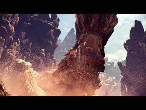 スイッチ版「MHXX」の発売1週間前に、PS4「MHW」の最新動画が公開されたぞーーーw