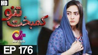 Kambakht Tanno - Episode 176 | A Plus ᴴᴰ Drama | Shabbir Jaan, Tanvir Jamal, Sadaf Ashaan