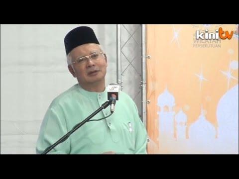 Nahas MH17: Najib tak tidur dua malam berturut-turut