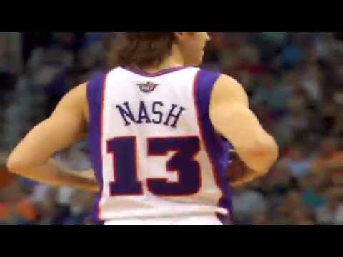 Steve Nash ULTIMATE Highlight Video from the Suns