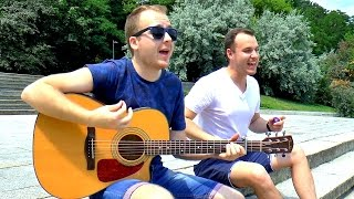 Power Play - Lubisz To Lubisz (Kowerowisko Acoustic Cover)