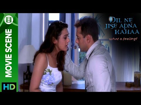 Salman Khan And Preity Zinta Are In Love | Dil Ne Jise Apna Kahaa