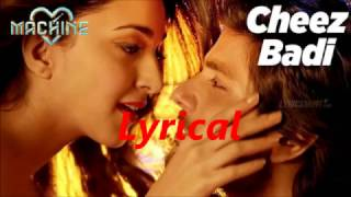 download lagu Tu Cheez Badi Hai Mast-full Song   I gratis