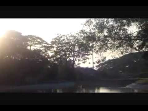 Clark Philippines things to do in Pampanga, sunrise at Clearwater Resort