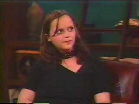 Christina Ricci - [Jul-1999] - interview (part 1)