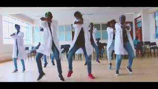 Olamide - Science Student (Dance Official Video) ft. iFamily UoK doing Shaku shaku dance