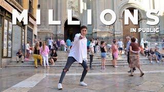 [KPOP IN PUBLIC CHALLENGE SPAIN] 'MILLIONS' WINNER Dance Cover by Hicham [KIH]