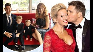 Michael Bublé and wife Luisana Lopilato 'are expecting a baby girl'