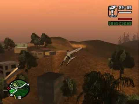 Aprender a Usar un Hydra (YET) GTA San Andreas PC