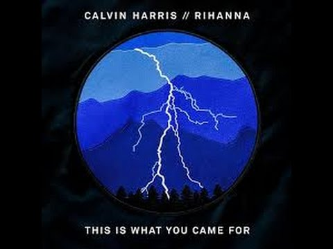 Calvin Harris - This Is What You Came For feat. Rihanna (LYRICS INSTRUMENTAL)