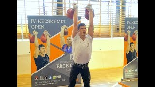 IV Kecskemet Open and Face Off Challenge of kettlebell sport 2017