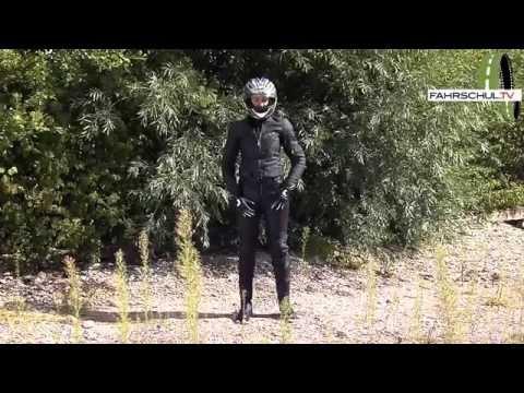 Die richtige Bekleidung fürs Motorradfahren