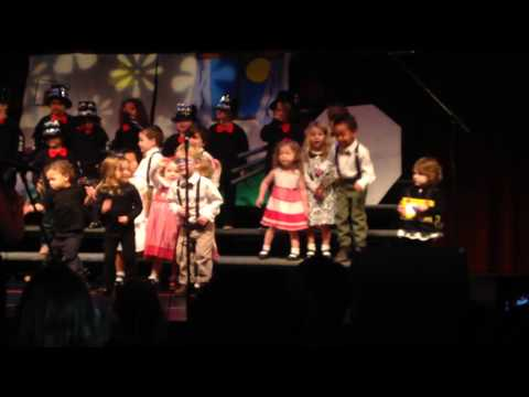 Hollywood Schoolhouse Holiday Performance 12.20.13 #3 of 3 - 12/21/2013