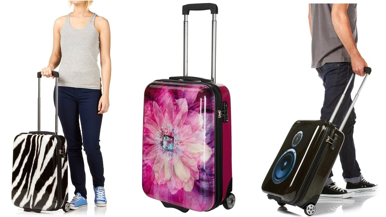 Cabin Size Suitcases & Hand Luggage Bags