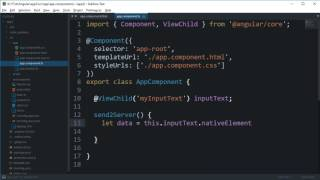 Angular 4 Tutorial 24: @ViewChild