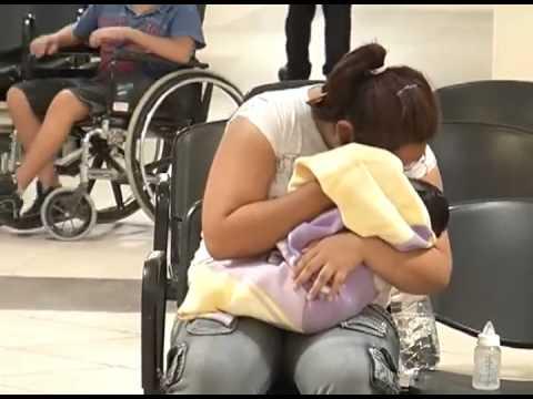 Muere niño con malformaciones genéticas en Hospital General