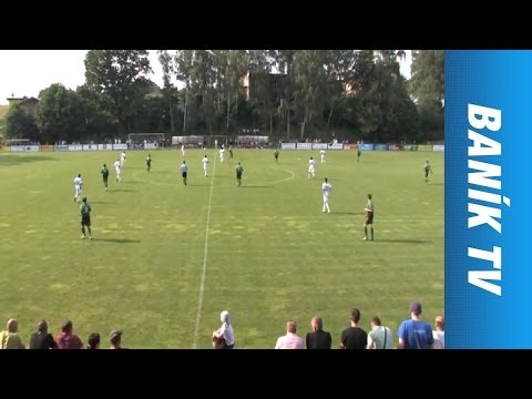 FC Baník Ostrava - Energetyk ROW Rybnik 2:1