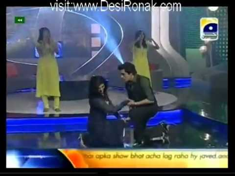 The Sahir Show 30 April 2012 (Jugnoo se bhar de anchal) -Part...