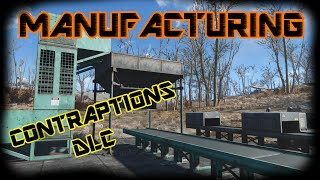 Fallout 4 - How to use Conveyor Belts