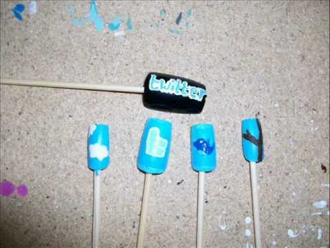 Website Series - Design #1 - Twitter Nails