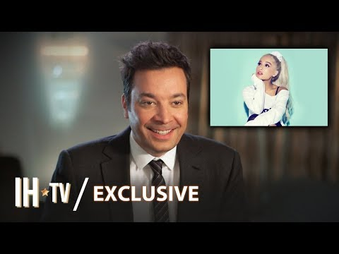Jimmy Fallon Is Ready For Ariana Grande (Exclusive Interview)