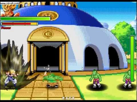 Dragon Ball Fierce Fighting V2.0