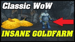CLASSIC: INSANE Goldfarm! | Steady Gold & more