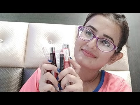 My Favourite Lip Crayons | Live from Amritsar Hotel Room | SWATI BHAMBRA