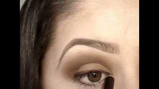 Soft Smokey Eye Shadow Tutorial