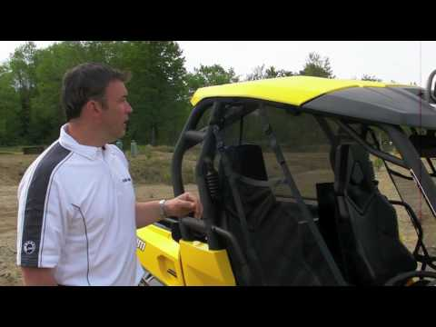 Can-Am Commander Accessories Part 2 Video