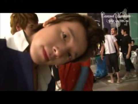 【中字】super Junior - Mr.simple 拍攝花絮 video