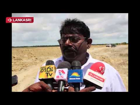 Solution to Jaffna's Water Issue will be Reached Soon – Ayngaranesan