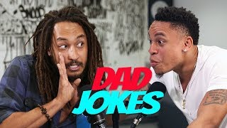 Dad Jokes | You Laugh, You Lose | Patrick vs. Rotimi