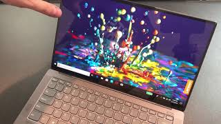 Lenovo IdeaPad S940 unboxing and first impressions