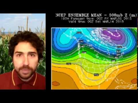 IAG Daily Weather Video for March 6, 2015