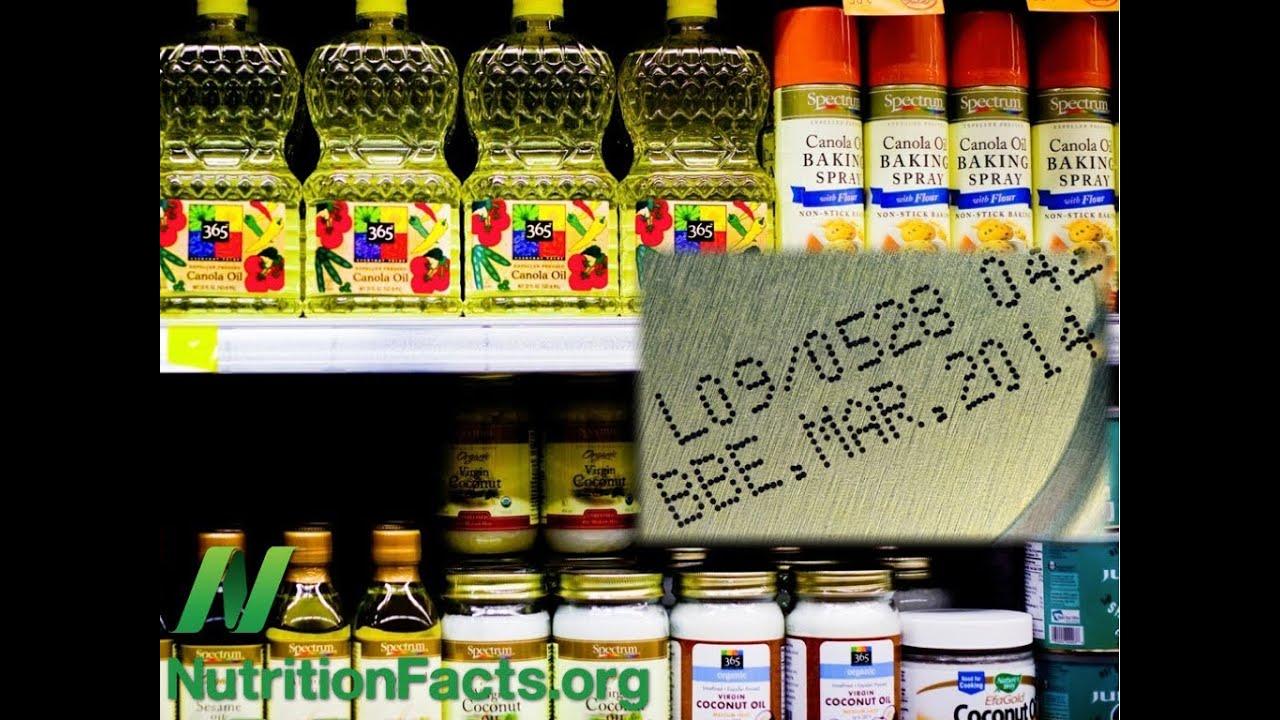 The True Shelf-Life of Cooking Oils