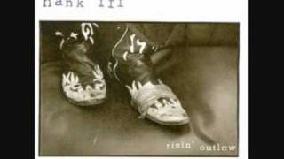 Watch Hank Williams Iii What Did Love Ever Do To You video