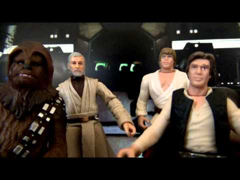 Star Wars The Toy Movie