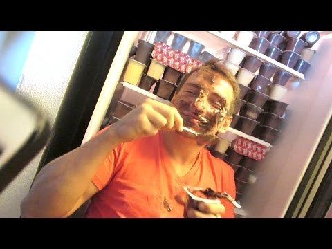 Vitaly Reacts To Pudding!!